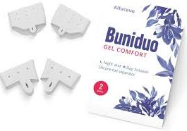 Buniduo gel comfort - action - Amazon - dangereux